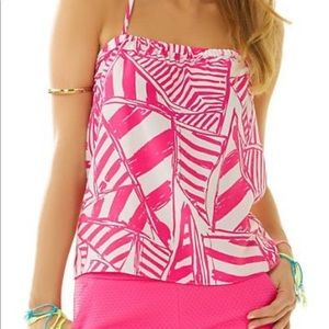 Lilly Pulitzer Lei Lei top